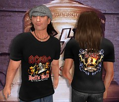 AC/DC ´s Brian Johnson presents the new VYPER Hells Bells Tee