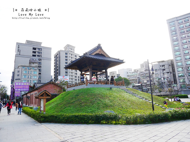 台北西門町一日遊景點推薦西本願寺古蹟