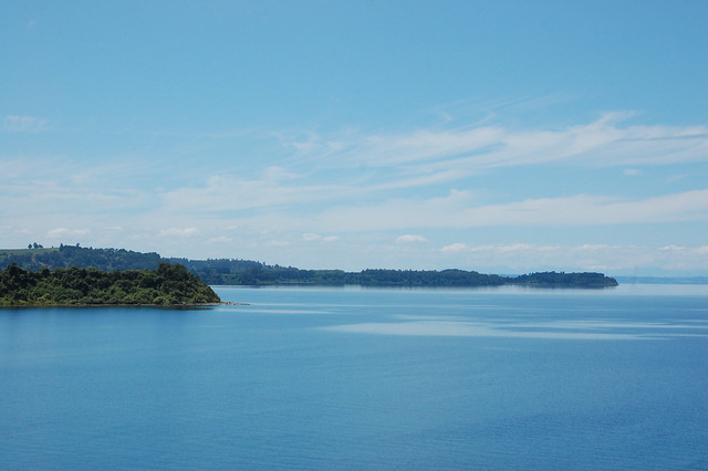 Views of Lago Llanquihue, Los Lagos, Chile