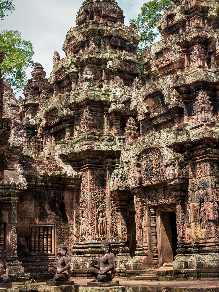 Cambodia – Temple Hopping