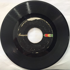 THE CHI-LITES:THE FIRST TIME(EVER I SAW YOUR FACE)(RECORD SIDE-A)