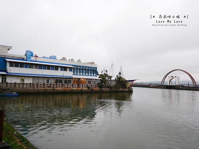 新竹南寮漁港海鮮餐廳地中海景觀餐廳