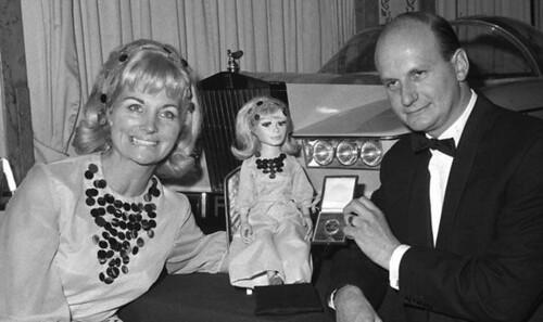 Sylvia & Gerry Anderson - Photo 1