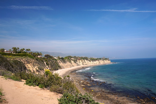 Dume Beach, Point Dume State Park, Mailbu, California