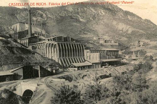 fàbrica Asland Clot de Moro