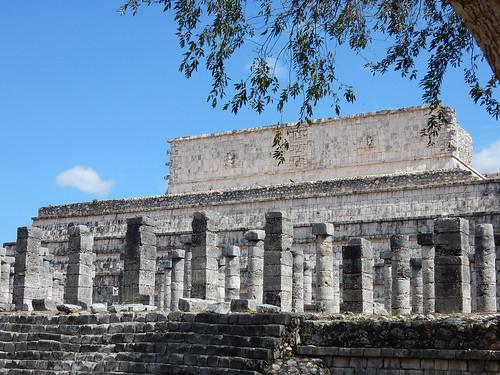 Chichen Itza - Grupo de las Mil Columnas