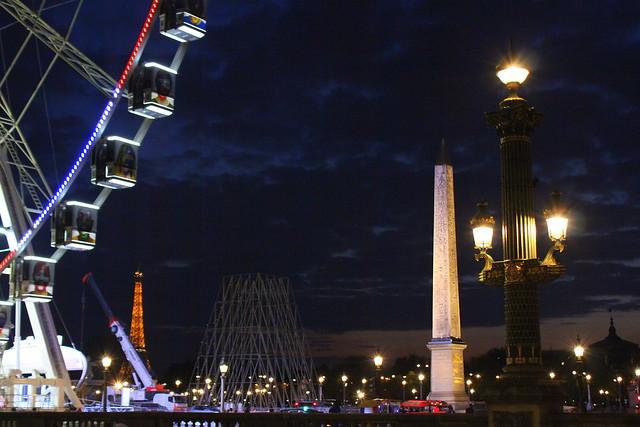 Paris - Ville de Lumières