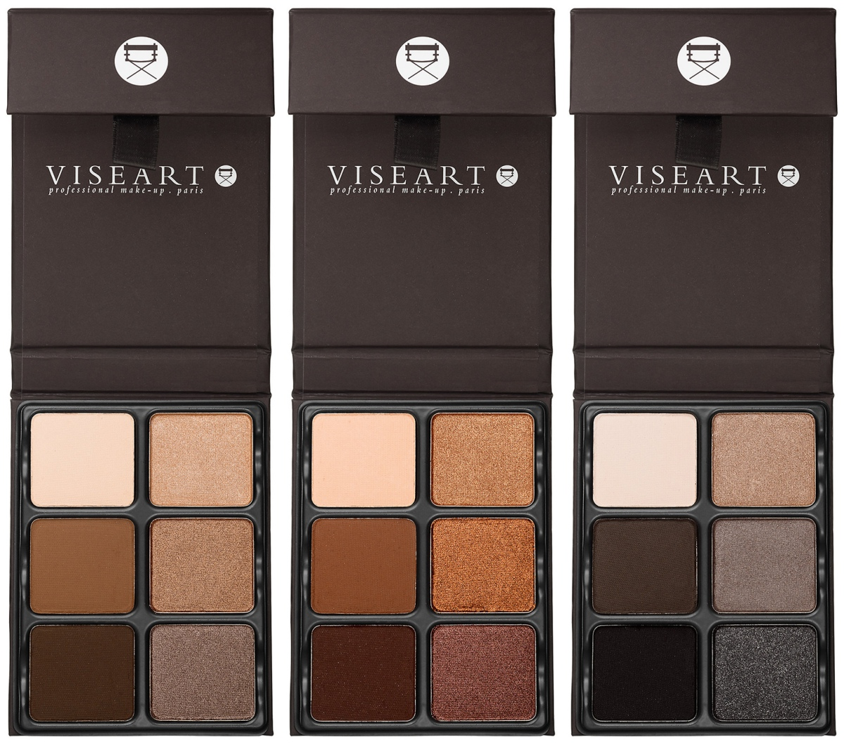 Viseart Theory Palette Swatches