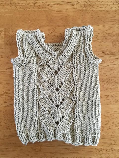 Natural vest