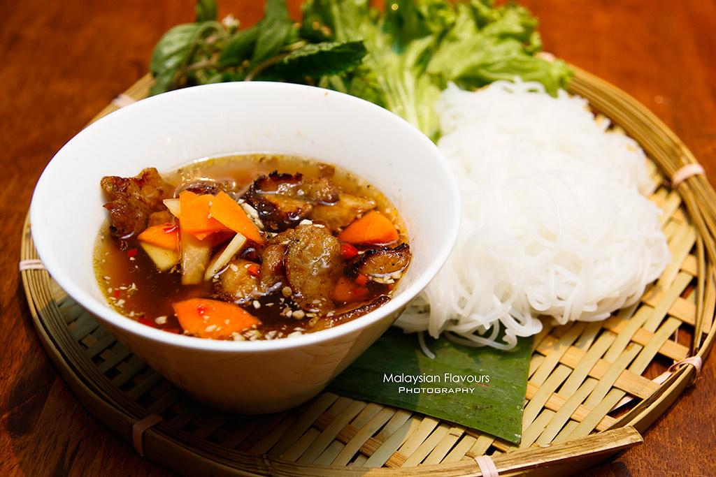 An Viet Vietnamese Restaurant Mid Valley bun cha