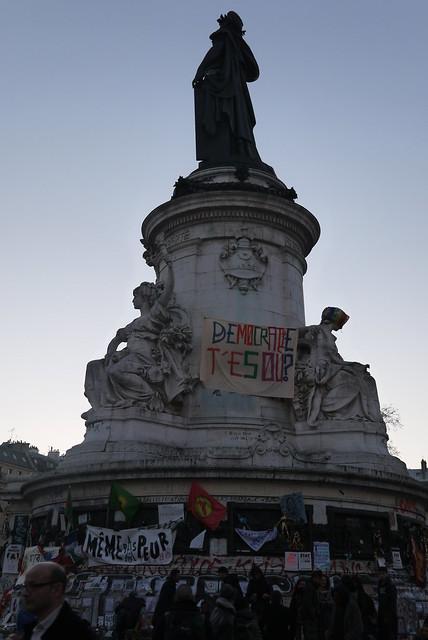 Nuit Debout - Paris