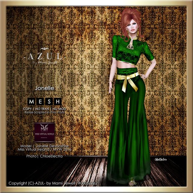 (IMAGE) Jonelle (c)-AZUL-byMamiJewell