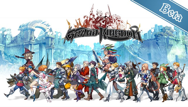 Grand Kingdom, PS4 and PS Vita