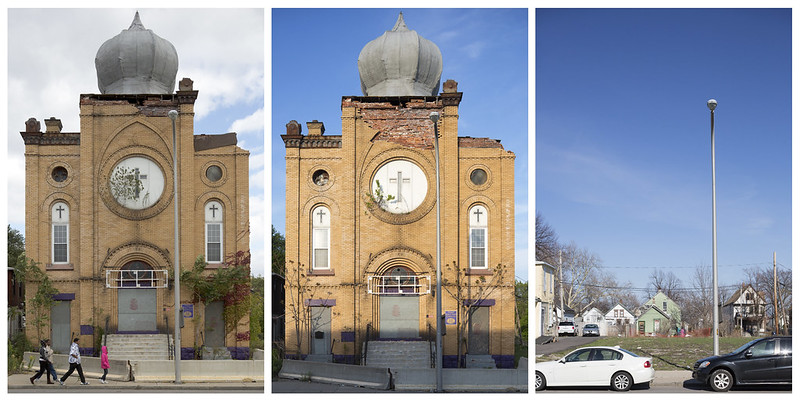 Buffalo Synagogue Sequence