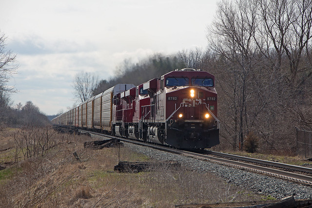 CP 244 CP 8782 E at Mile 10.5 Windsor Sub
