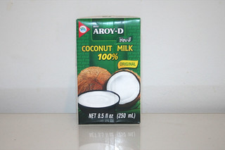 05 - Zutat Kokosmilch / Ingredient coconut milk