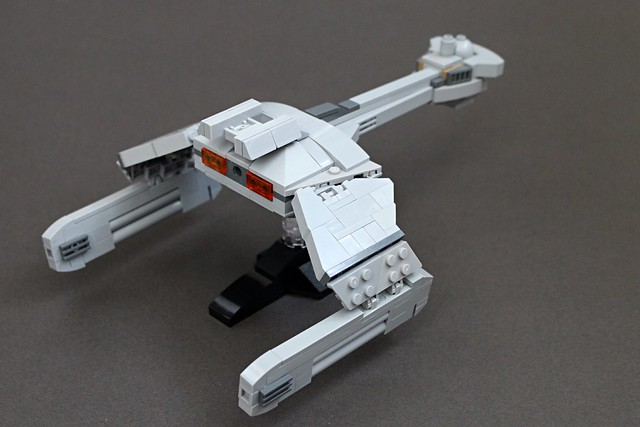 Klingon Battlecruiser