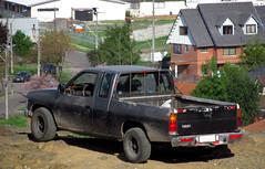 Nissan King Cab 1988