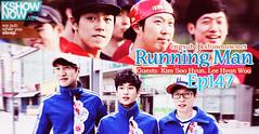 Running Man Ep.147