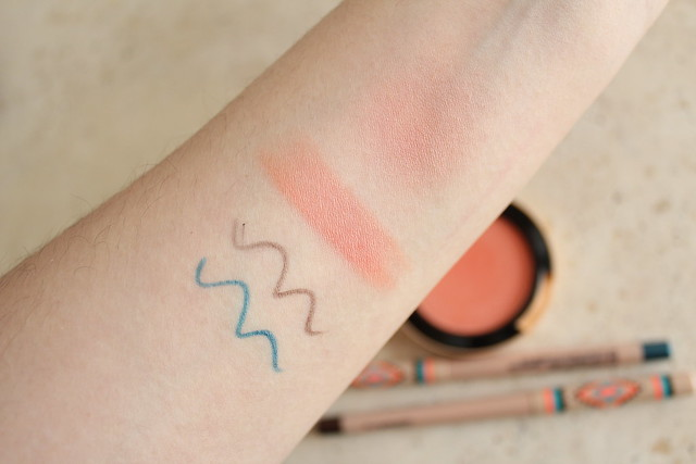 MAC Vibe Tribe review and swatches