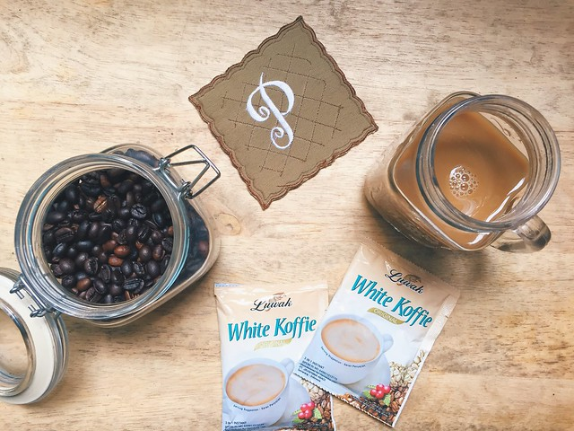 Patty Villegas - Luwak White Koffie - Indonesian White Coffee -1