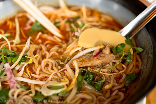 Khao Poon/Curry Noddles