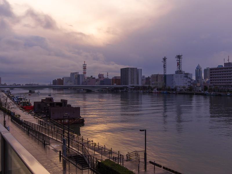 Japan's No.1 river