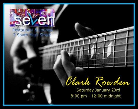 Clark Rowden 1-23-16
