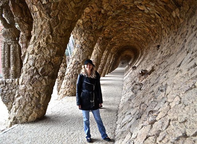 aqueducts - Parc Güell