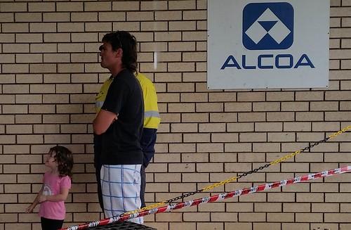 Residents fear Alcoa