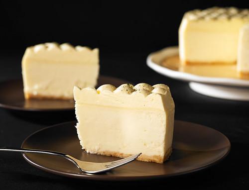 Calamansi-Cheesecake