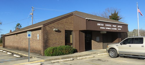 Post Office 35553 (Double Springs, Alabama)