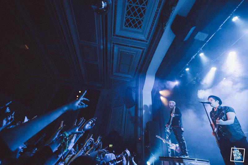 Fall Out Boy // Shot by Jennifer McCord