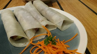 Vegan Wrap from Golden Lotus