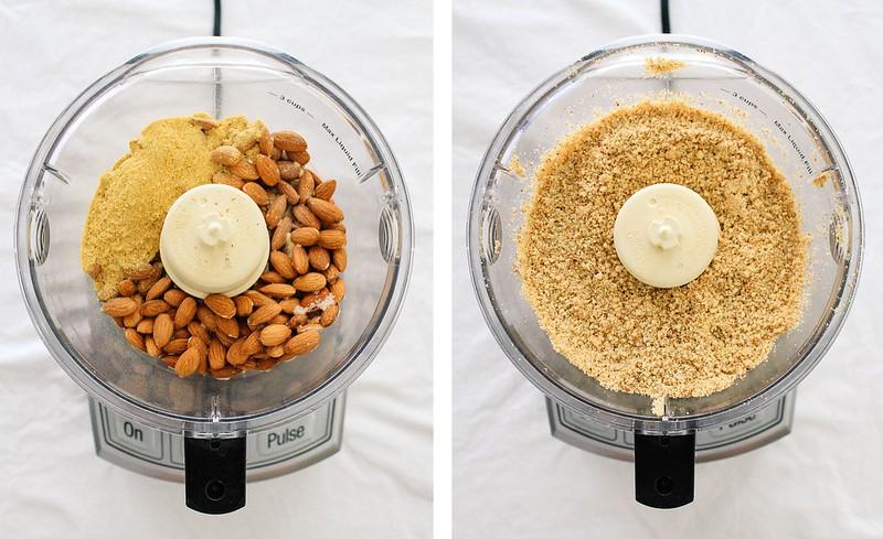 Almond Parmesan