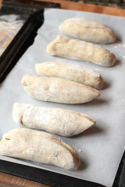 Bread Maker Artisan Hot Dog Buns