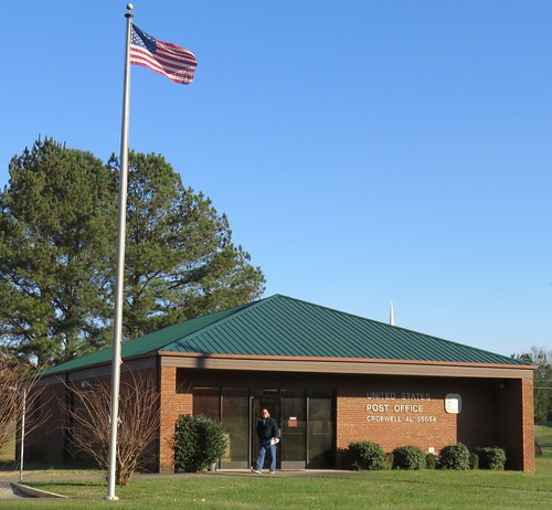 Post Office 35054 (Cropwell, Alabama)