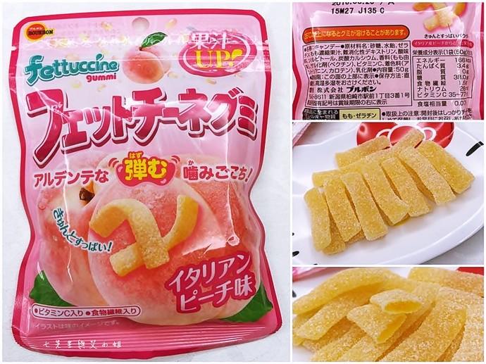4 日本人氣軟糖推薦 UHA味覺糖 KORORO pure 甘樂鮮果實軟糖