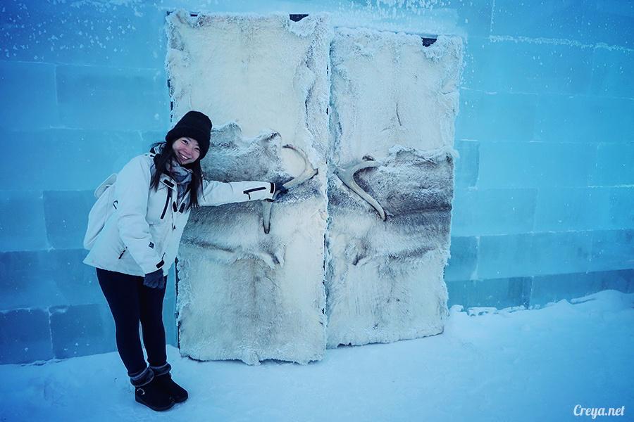 2016.02.25 ▐ 看我歐行腿 ▐ 美到搶著入冰宮,躺在用冰打造的瑞典北極圈 ICE HOTEL 裡 05.jpg
