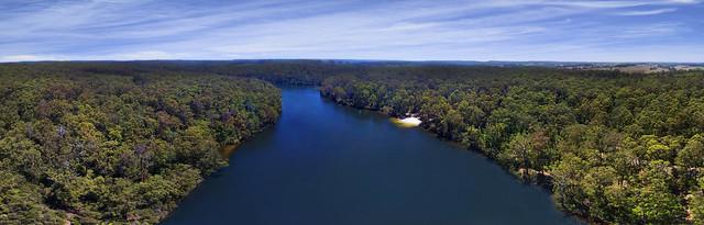 Big brook dam, Western Australia