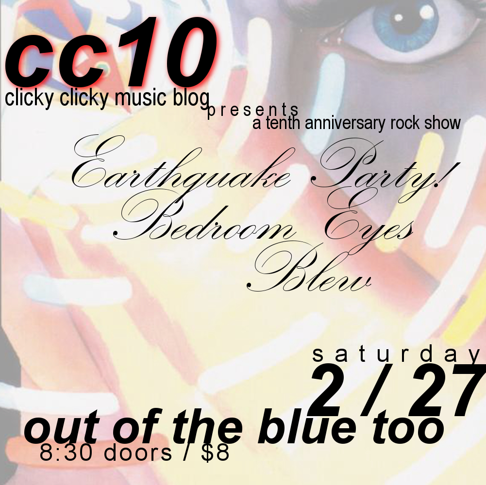 Clicky Clicky Music Blog Is 10