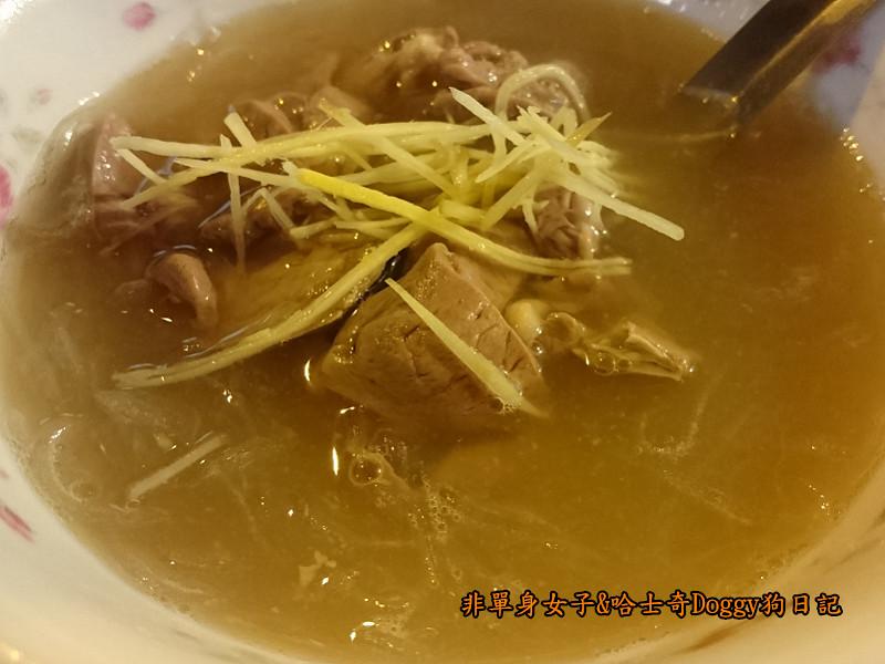 台南美食牛肉湯豬心冬粉肉圓28