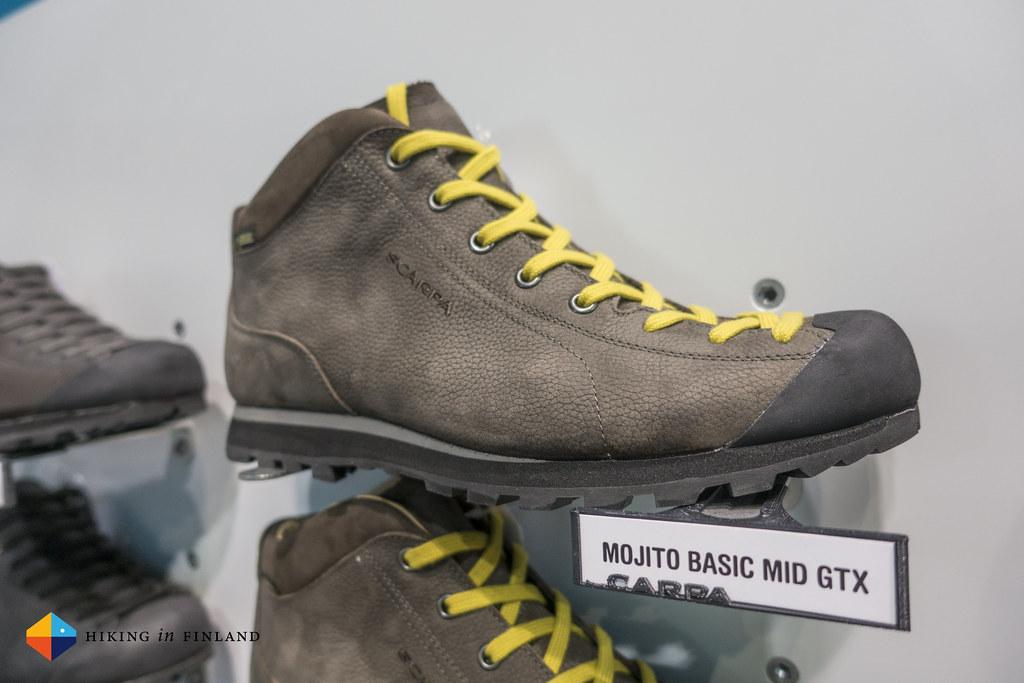 Scarpa Mojito Basic Mid GTX