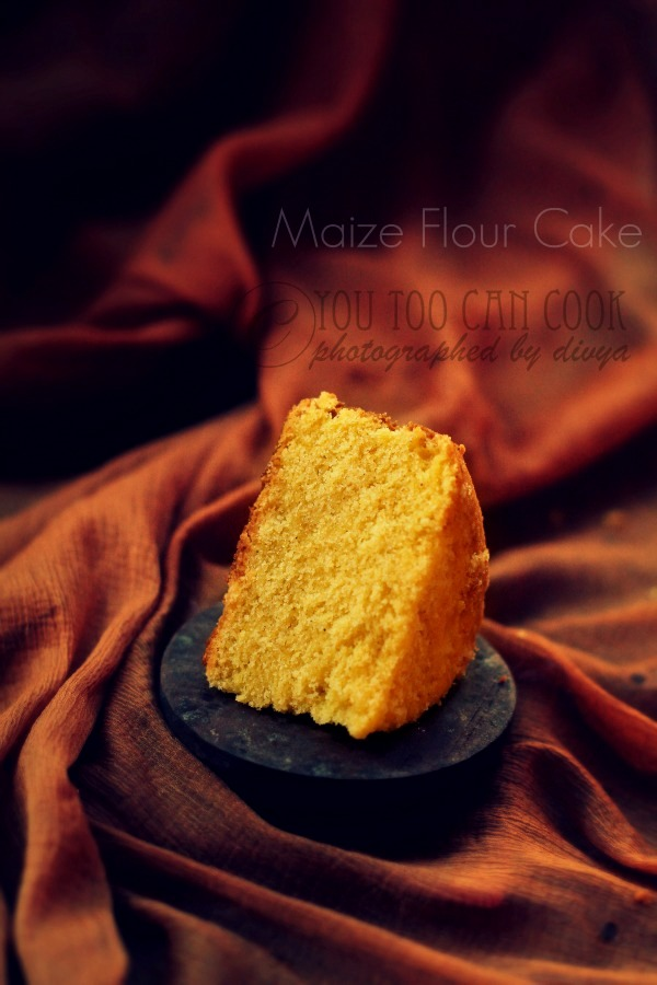 Cake Decorating Corn Flour Bag : Corn Meal Cake Maize Flour Orange Cake Yellow Corn ...