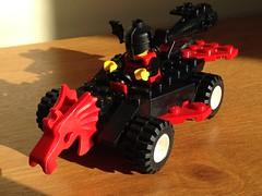 Lego Racers Basil The Batlord