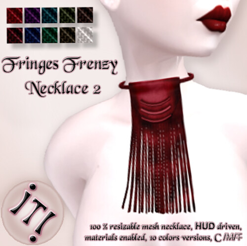 !IT! - Fringes Frenzy 2 Image