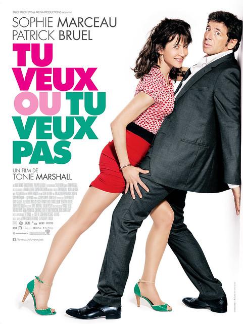 Tu Veux ou Tu Veux Pas - Poster 2