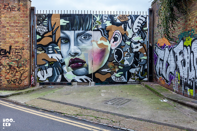 Elle Mural East London