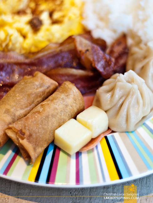 Hotel Sav Hong Kong Breakfast Buffet