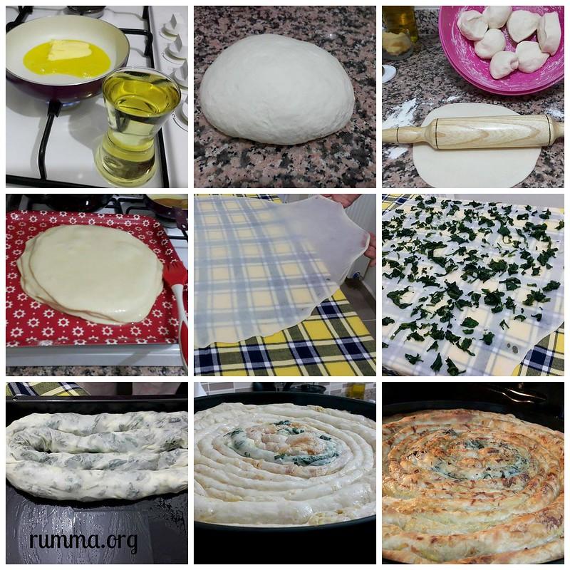 çarşaf böreği nasıl yapılır